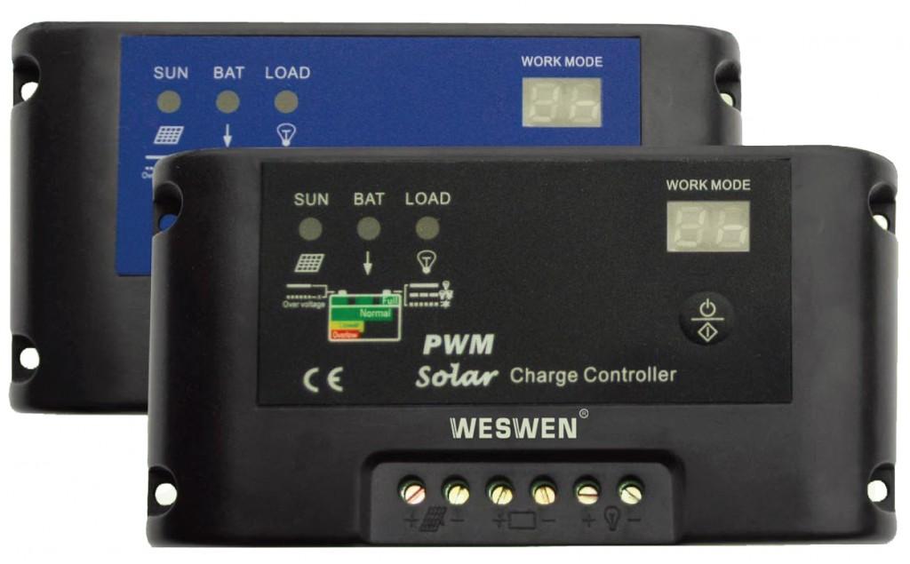 Solar controller | WESWEN