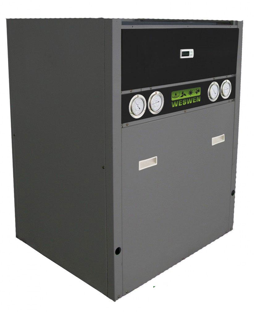 Heat pump WWHPC38 (WWHRPC38)