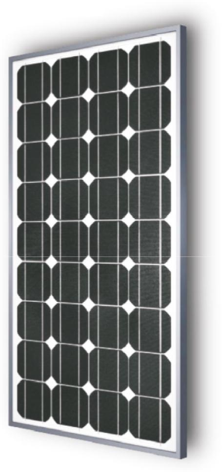 Monocrystalline solar panel WDNY-190C72